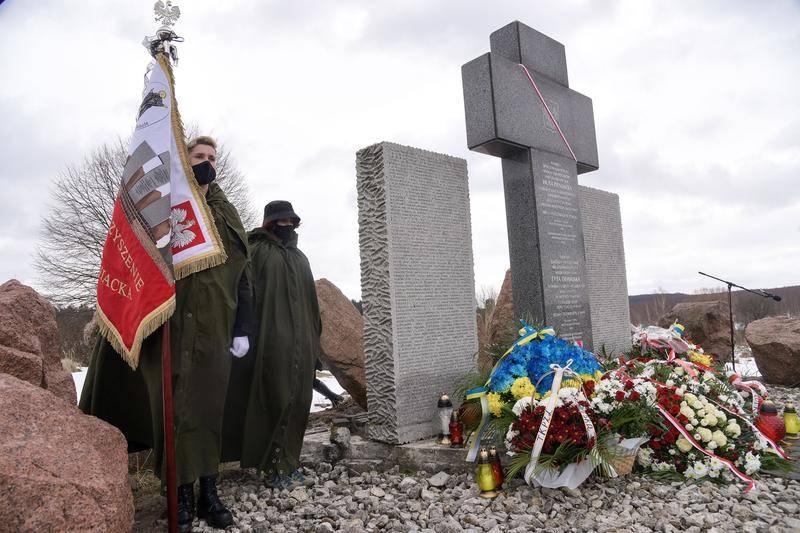 Польша и Украина ссорятся из-за Гуты Пеняцкой