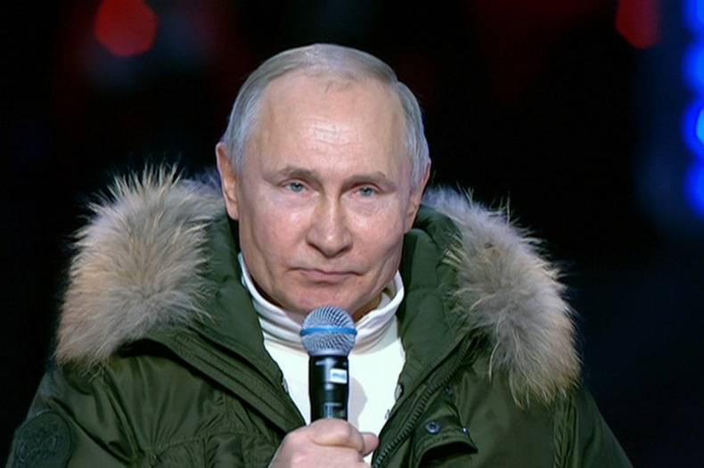 Путин отвадил Польшу устраивать «войны» с Россией