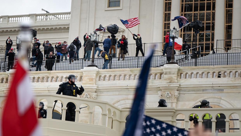 Американские республиканцы разоблачили попытки демократов узурпировать власть в США