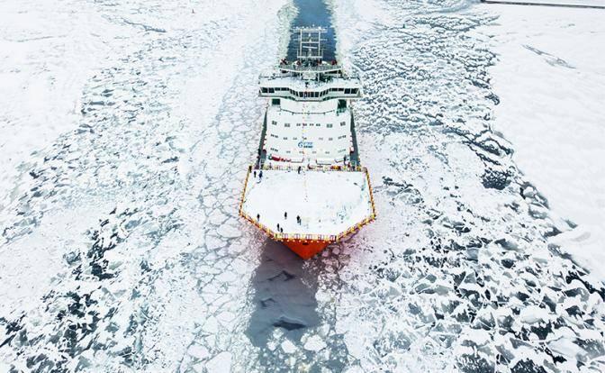 Штаты безнадежно проиграли России в Арктике