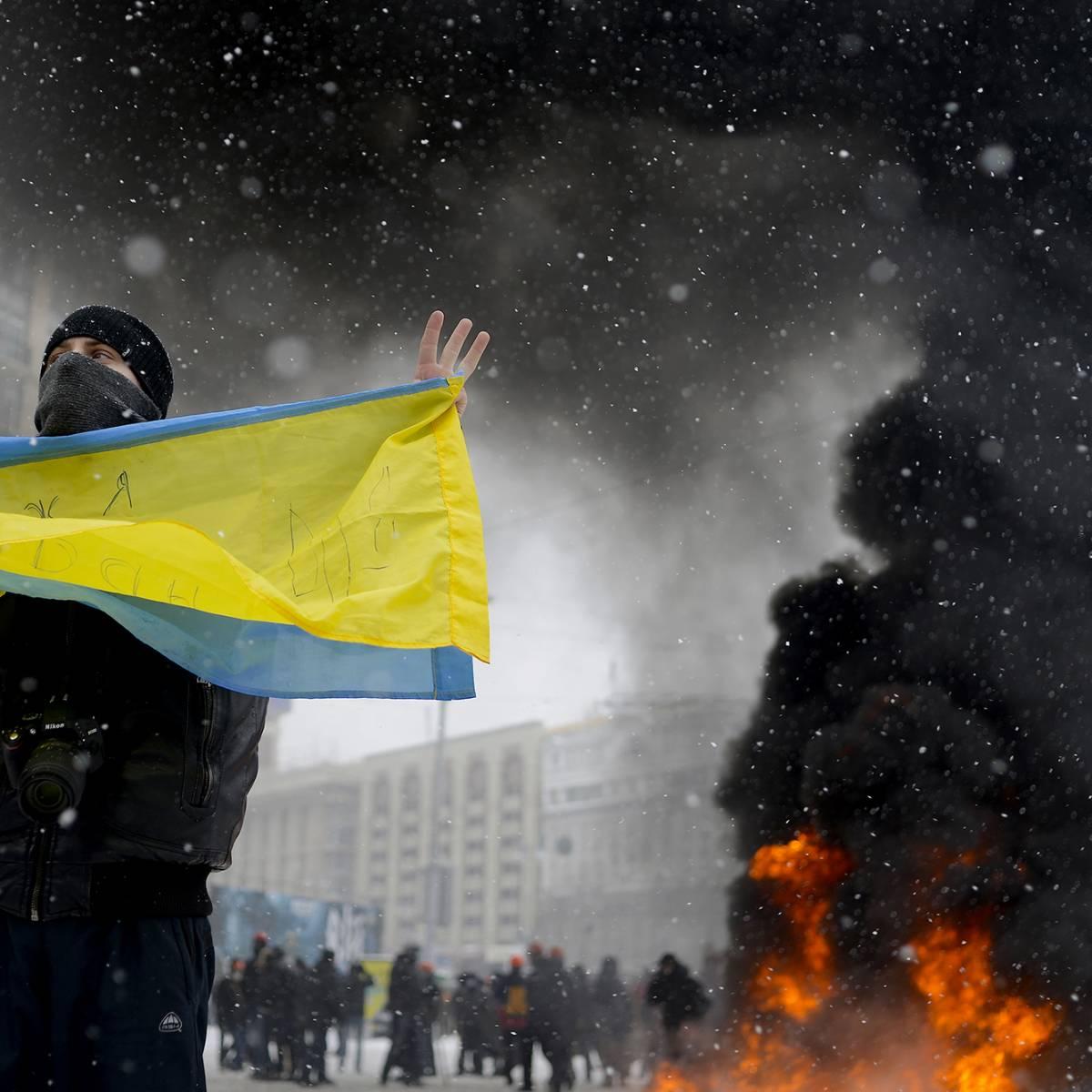 Украинский национализм губит Украину