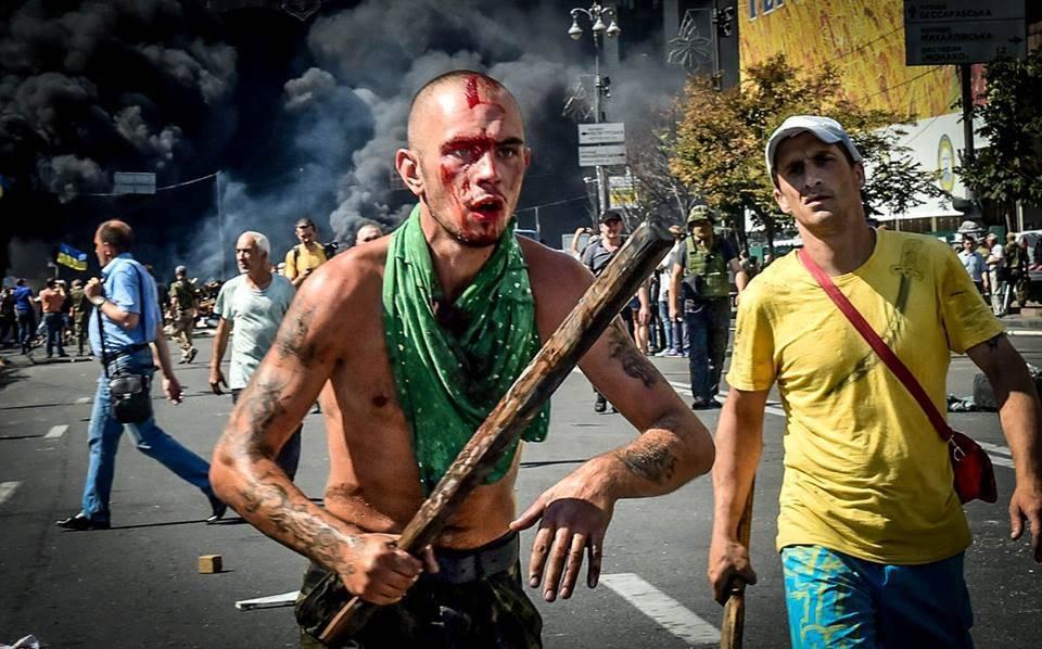 Условие для начала третьего майдана на Украине