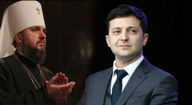 Во что верит руководство Украины?
