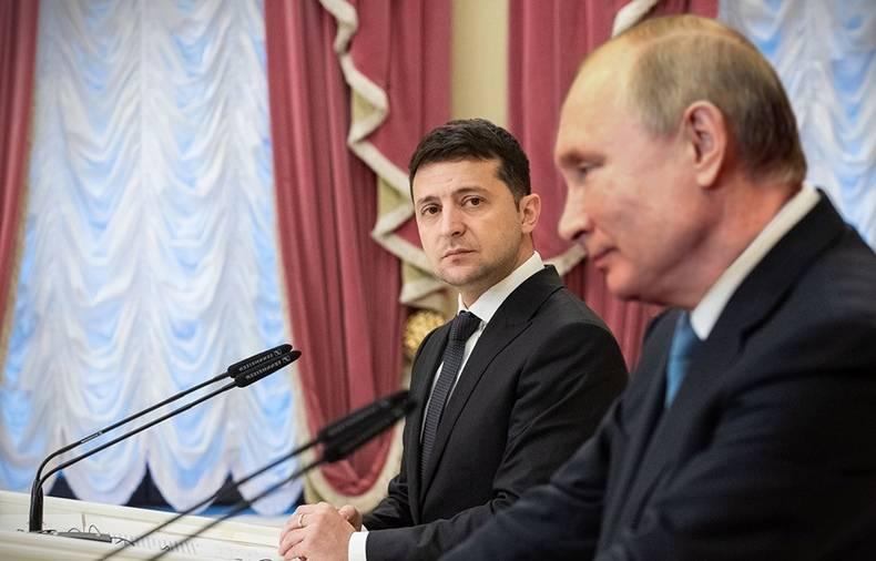 Зеленский отверг благородное предложение Путина