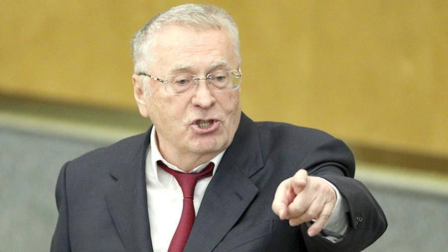 Жириновский: Не надо нам Сената!