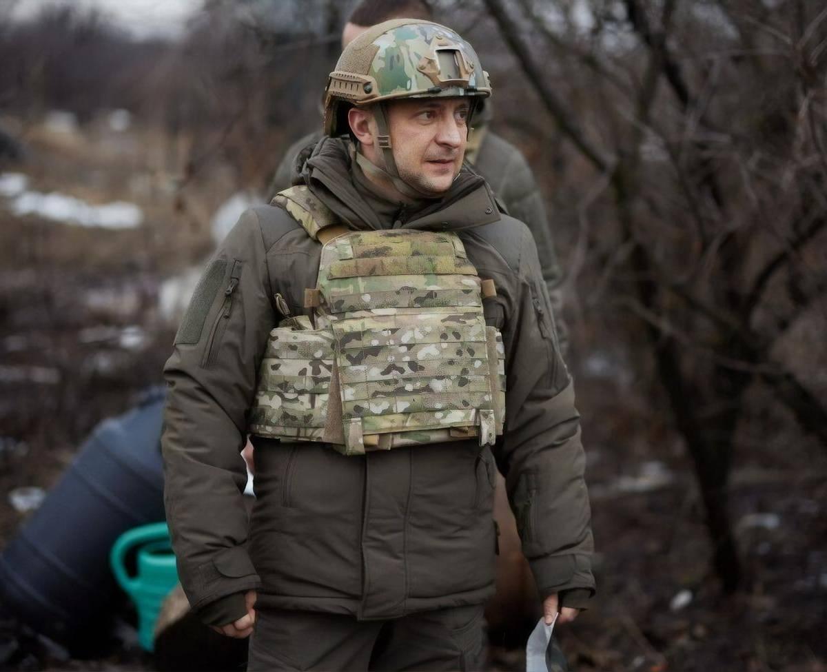 Для чего Зеленскому и его камарилье война на Донбассе?
