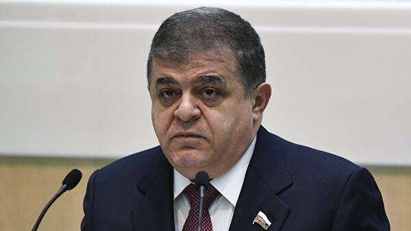 Джабаров: Россия может ограничить доступ к собственности США