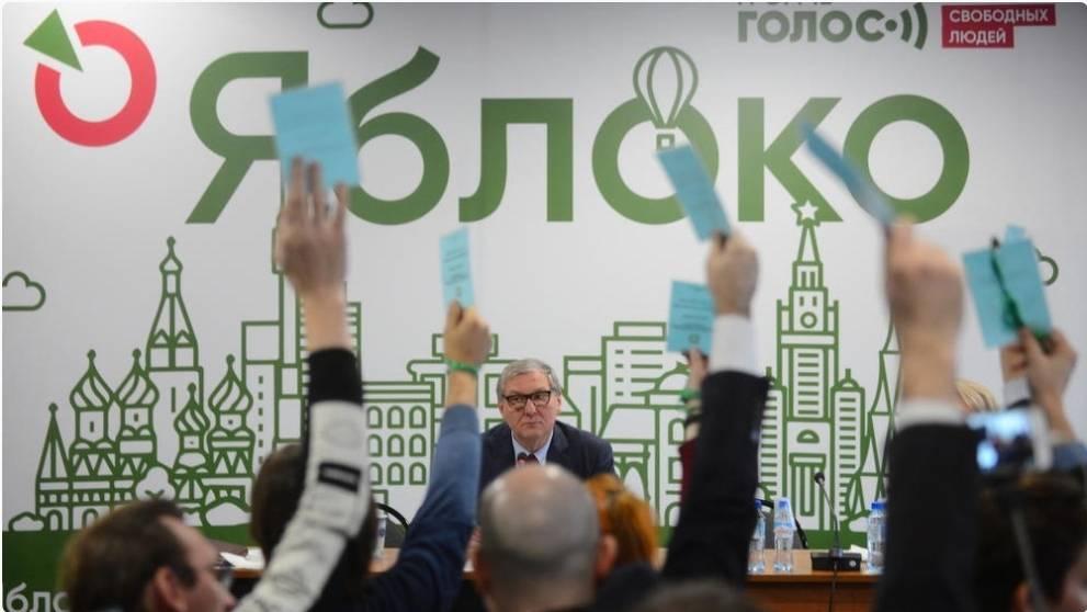 Каковы шансы партии «Яблоко» на выборах в Госдуму