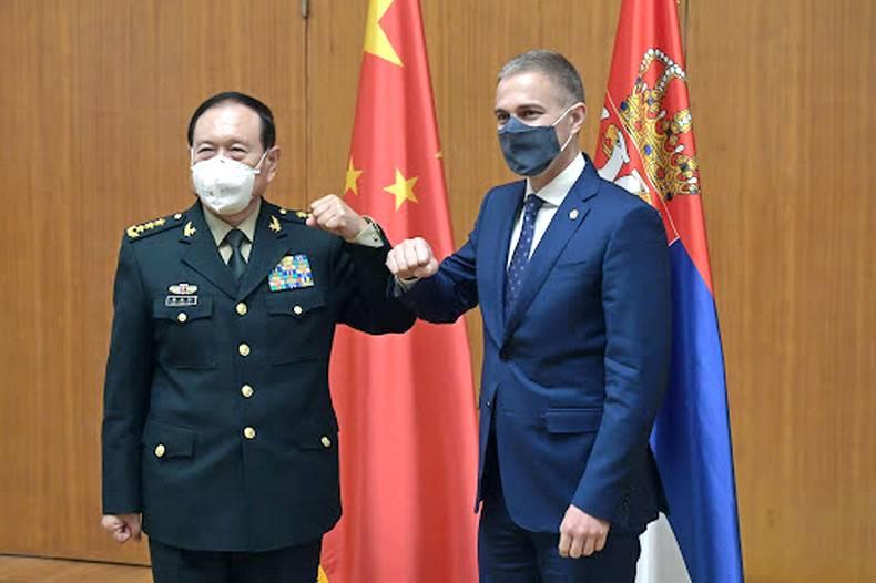 Китай вытесняет Россию из Сербии