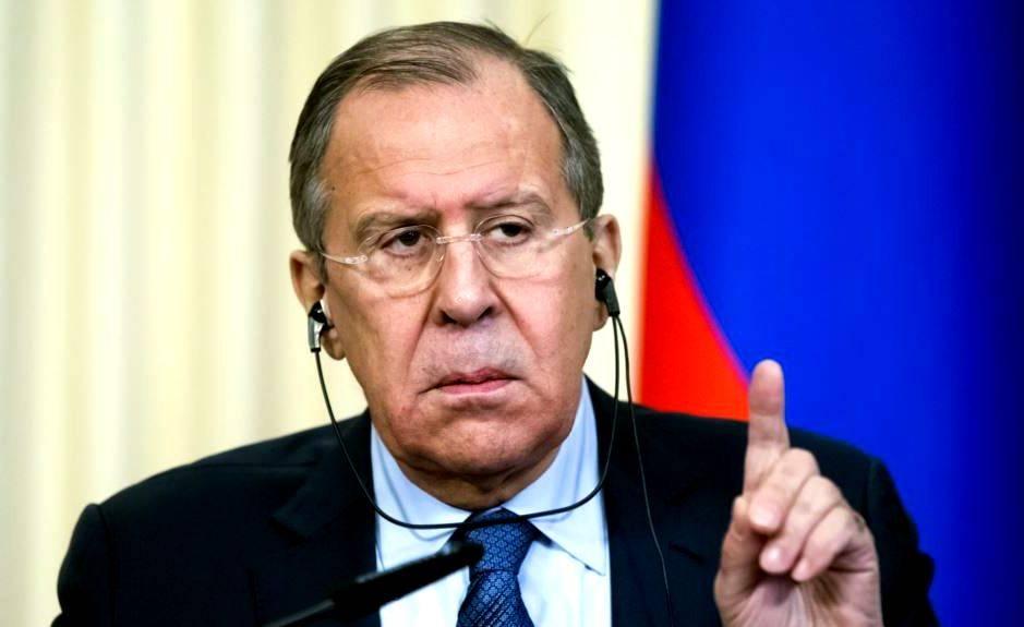 Лавров объяснил, почему Россия не признала независимость ДНР и ЛНР