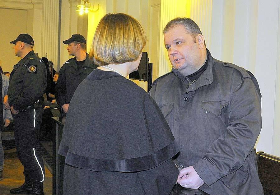 Литва продолжает гноить в тюрьме безвинно осуждённого россиянина Юрия Меля