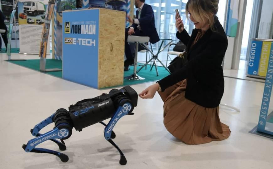 Не хуже Boston Dynamics: роботы Белка и Стрелка готовятся покорить Россию