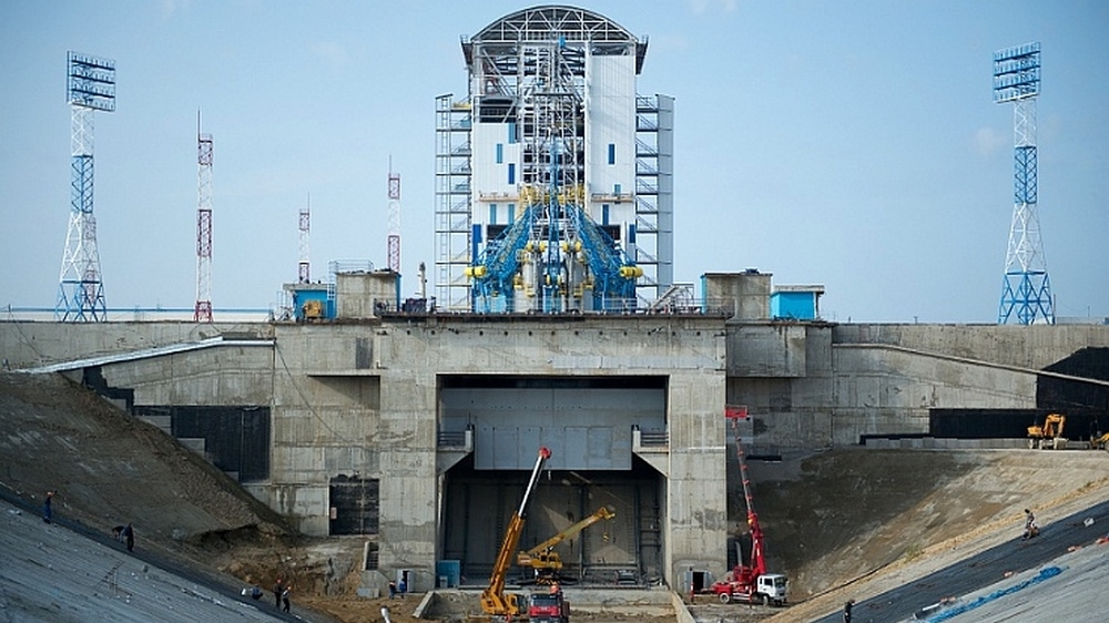 Подрядчик космодрома «Восточный» накопил долг свыше 100 млн рублей