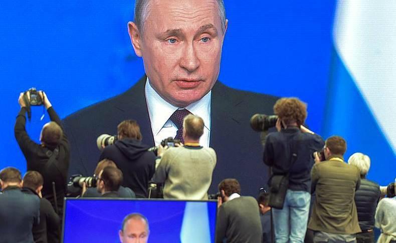Причины «опасного» молчания Путина насчет Украины
