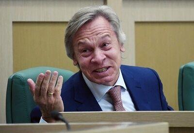 Пушков о коррупции на Украине: Байдену и Зеленскому и впрямь есть что обсудить