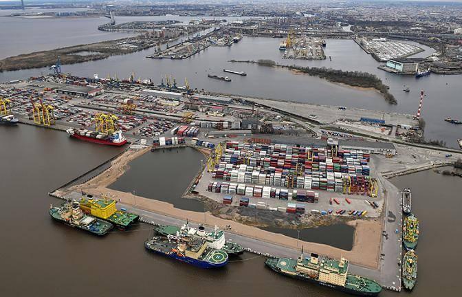 Путин и Лукашенко разоряют порты Прибалтики с опережением графика