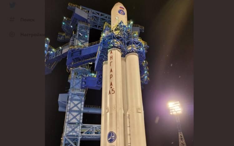 Ракетоноситель «Ангара» – вопрос космической независимости России