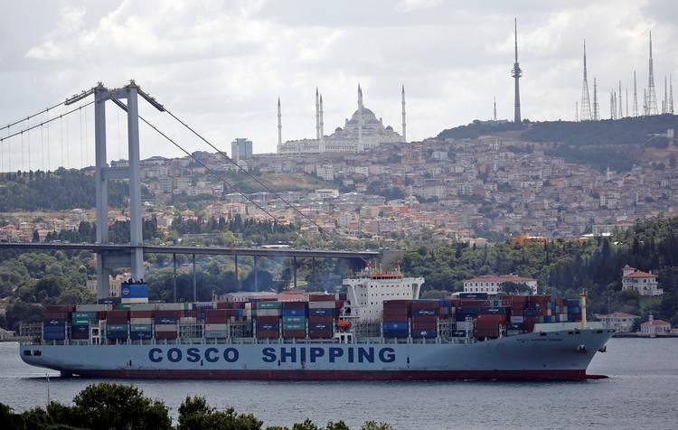 Реджепа понесло: Стамбульский канал и Конвенция Монтре