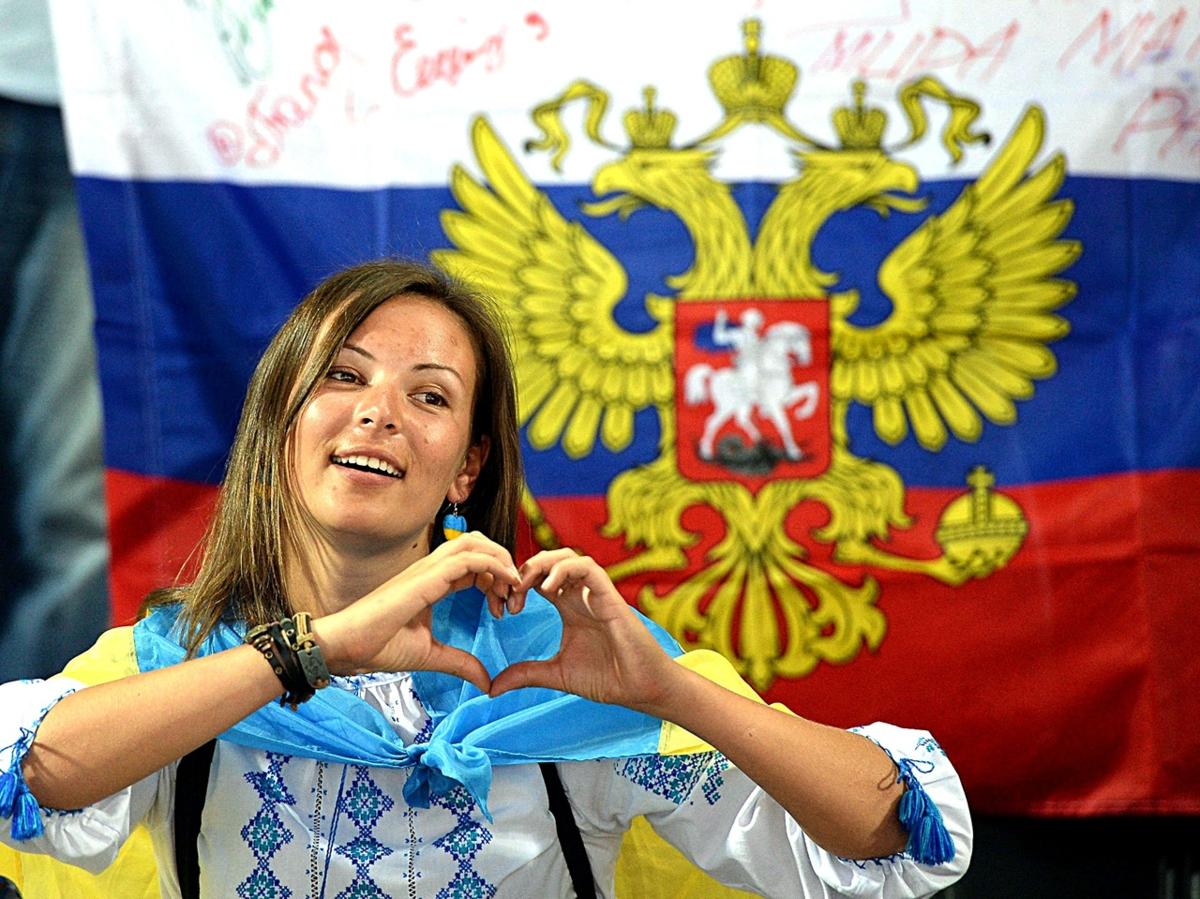 Русскоязычный украинец и Украина-лимитроф