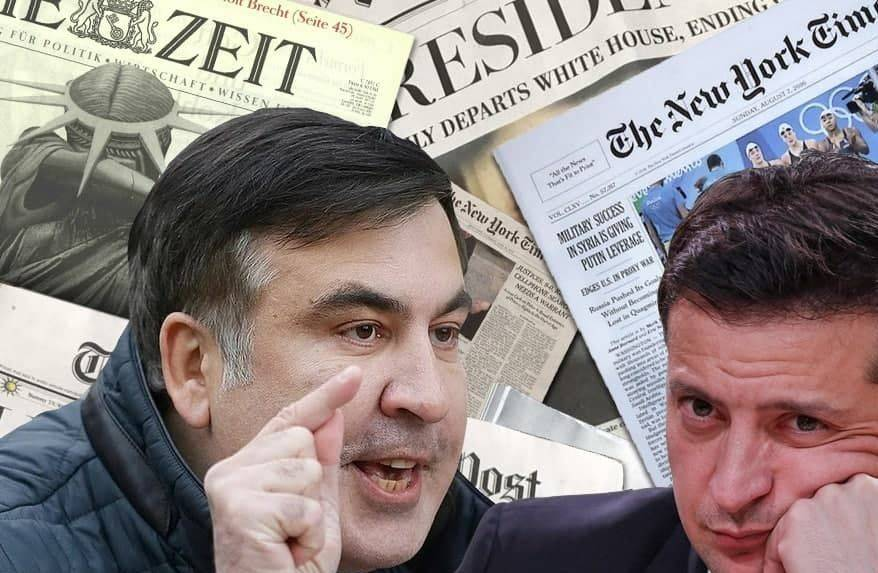 TNI: Зеленского ожидает судьба Саакашвили