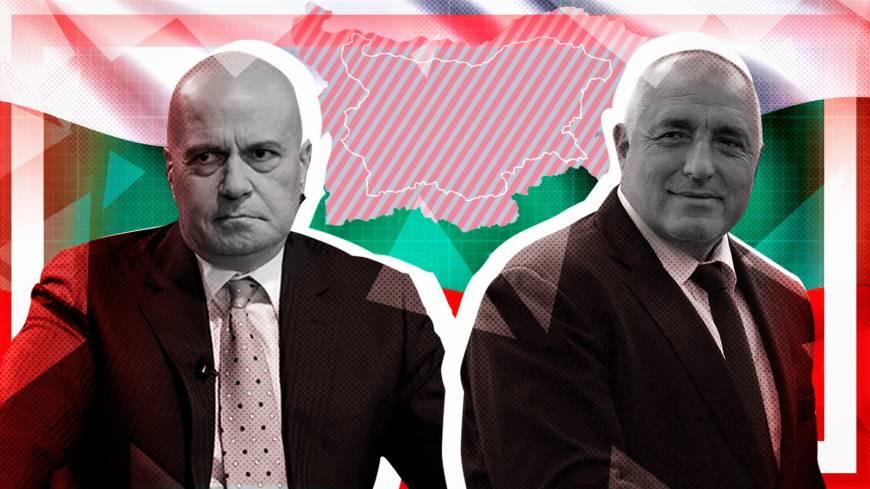 Украинские грабли: судьба Болгарии может оказаться в руках шоумена