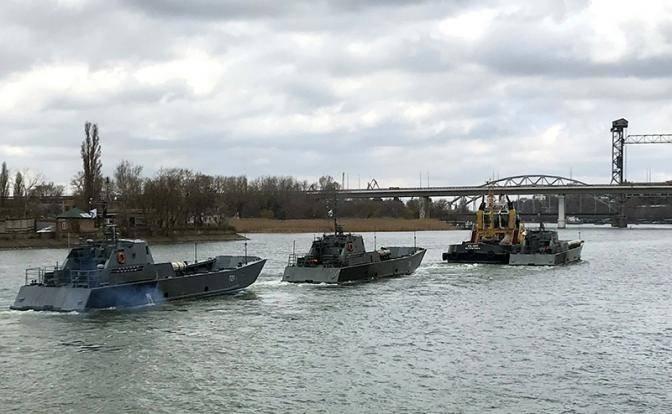 Каспийская флотилия России может сесть на мель