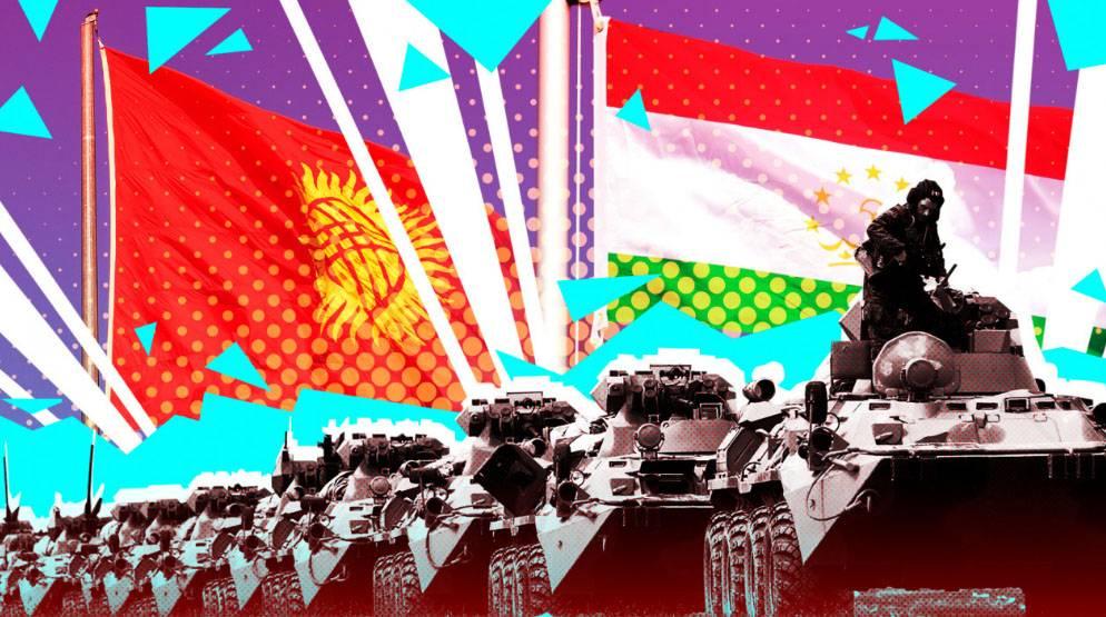 Киргизо-таджикский конфликт: зачем России нужна «зона безопасности»