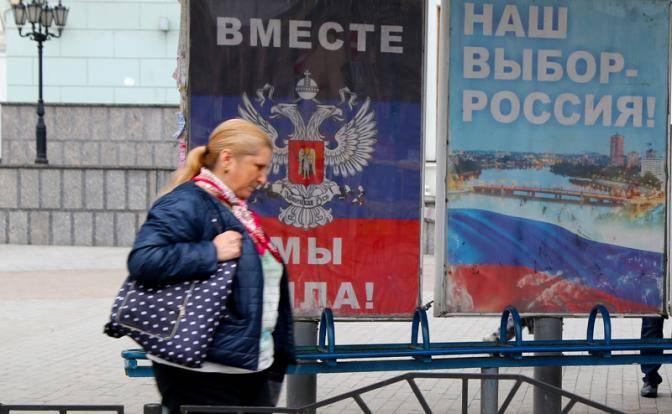 Кремль отказывает Донбассу в праве стать Россией?