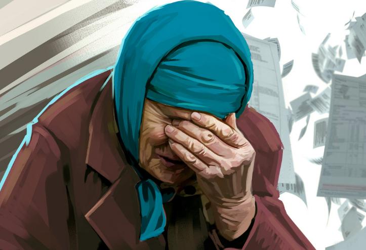 На Украине принялись сокращать субсидиантов всеми доступными способами