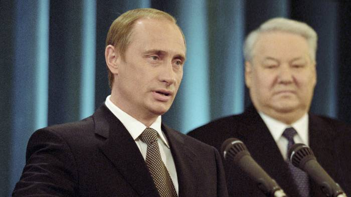 О чём сказал Путин 21 год назад во время своей инаугурации