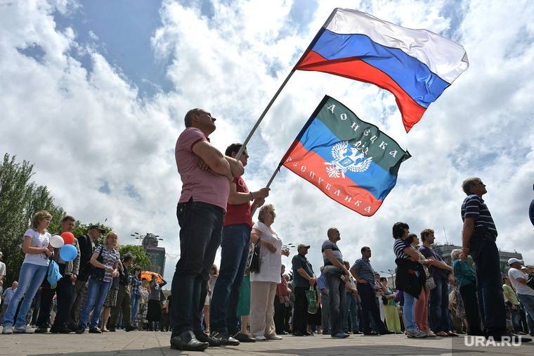 Россия все отберет: украинские СМИ о рисках присоединения ДНР и ЛНР