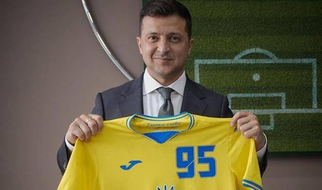 Киев в гневе: реакция украинских СМИ на запрет формы сборной по футболу