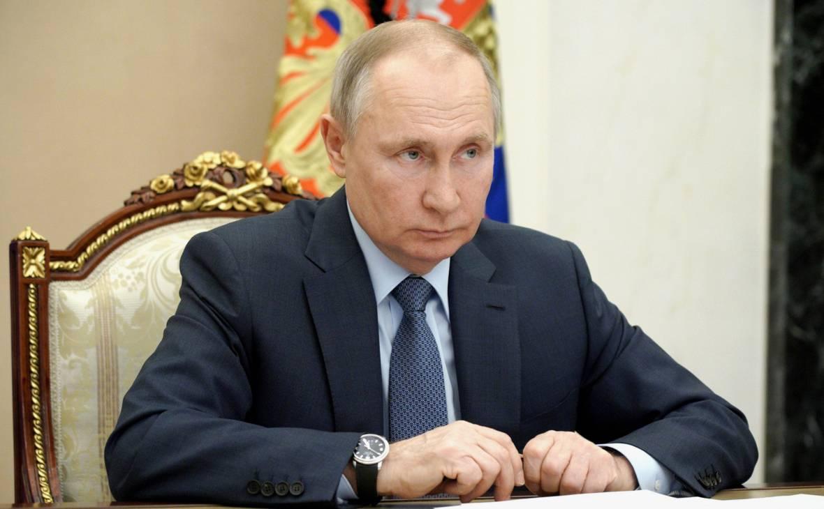 Прогнуть Путина на репарации