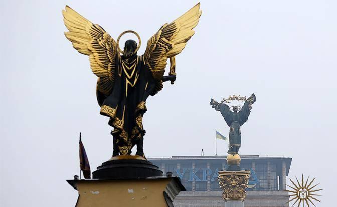 США сажают Украину на шею Меркель