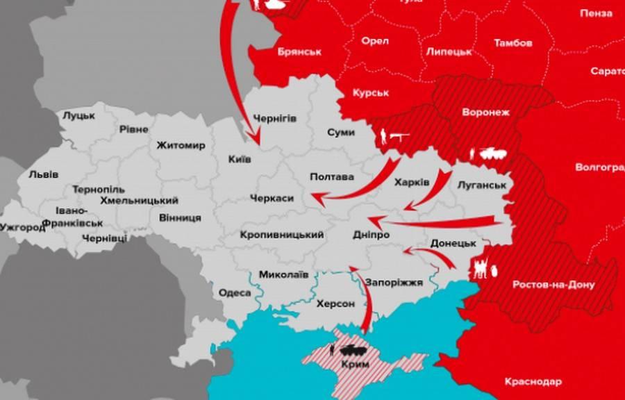 Украинский вопрос: ультиматумы теперь ставит Россия