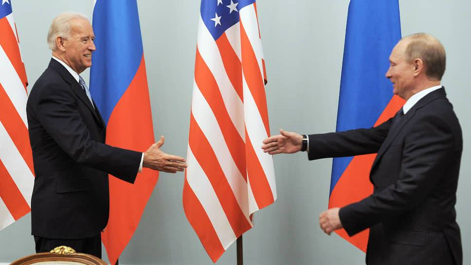 Время для сделки с Путиным: эксперты США о предстоящей встрече президентов