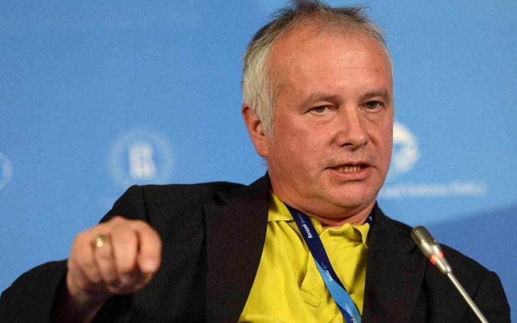 Александр Рар: США просят Украину одуматься и не хамить
