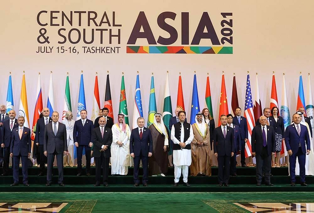 Америка хватается за новые форматы сближения с Центральной Азией