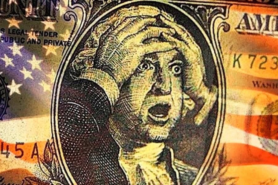 Обесценившийся ко всем валютам доллар США закрепил тренд дедолларизации