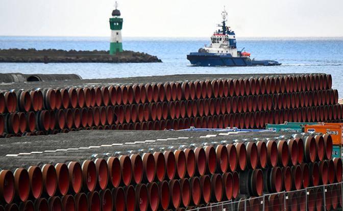 «Северный поток-2»: Украина готовится забить России гол в «овертайме»