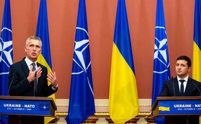 Украина мечтает о НАТО, а не о мире с Россией