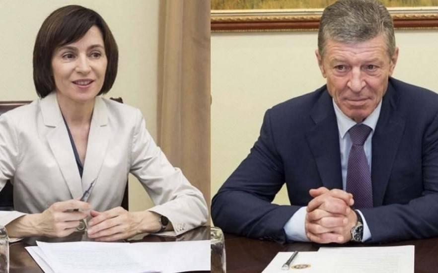 Краткость визита Козака соответствует состоянию отношений между РФ и РМ