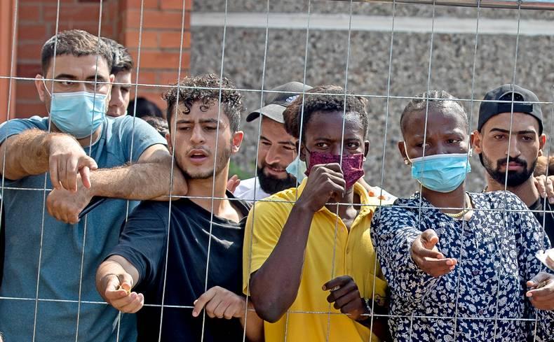 Афганцы и африканцы наводят свои порядки в Прибалтике