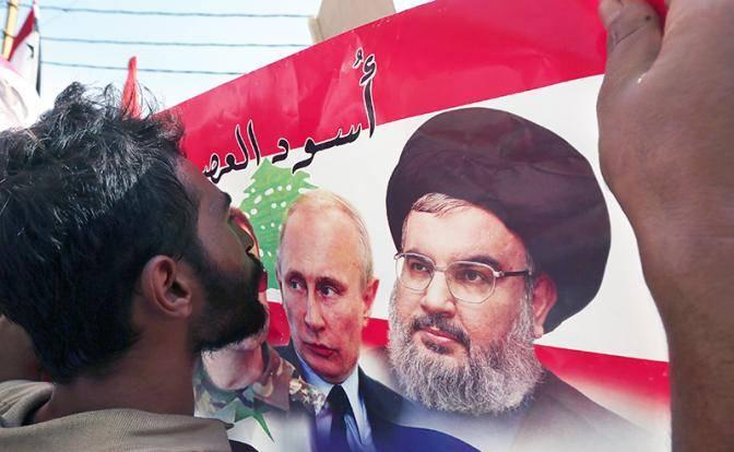 Сирию Россия спасла, на очереди — Ливан?